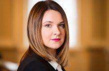 L. Galdikienė: Lietuva turėtų pradėti ruoštis pokyčiams jau dabar