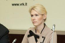 VTEK tirs Vyriausiosios rinkimų komisijos pirmininkės L. Matjošaitytės elgesį
