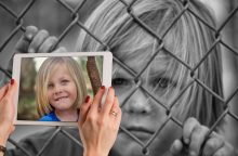 Kaip elgtis, jei pas jus atvyko vaiko teisių specialistai?