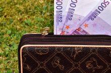 Ekonomistas: dalį algų didėjimo suvalgys infliacija