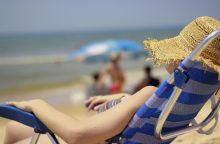 Tyrimas: dažno lietuvio į atostogų keliones neišleidžia skolos