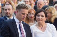 Socialdemokratai vėl baksnoja G. Landsbergiui dėl šeimos verslo