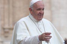 Istorinė diena: Lietuva laukia atvykstančio popiežiaus Pranciškaus