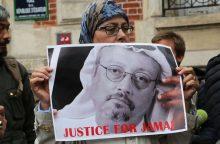 """Lietuvos """"juodajame sąraše"""" – 17 pareigūnų, siejamų su arabų žurnalisto nužudymu"""