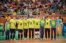 Parolimpiniams čempionams – naujas tarptautinis turnyras Trakuose
