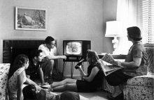 Kas slypi televizijos gyvenimo aprašyme?