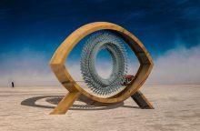 """Lietuvių instaliacija atrinkta dalyvauti festivalyje """"Burning Man"""""""