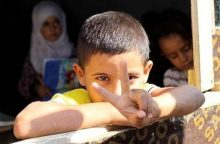 """LRT komanda pristato filmą """"Svetimoje žemėje"""" apie Sirijos pabėgėlius"""