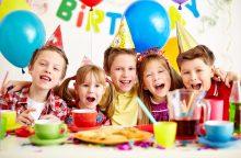 Vaiko gimtadienis gali būti ir sveikų saldumynų puota <span style=color:red;>(receptai)</span>