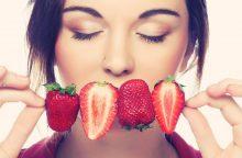 Vasara neturi sugriauti mitybos ritmo <span style=color:red;>(desertų receptai)</span>
