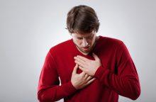 Idiopatinei plaučių fibrozei gydyti – inovatyvūs vaistai