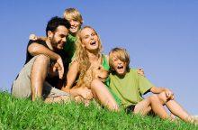 Pozityvi tėvystė: investicijos į vaikus pasiteisina su kaupu