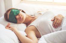 Penki būdai, kaip vasarą pagerinti miego kokybę