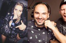 """Televizijoje išgarsėjusi G. Laškaitė ir """"Flaxen Beats"""" prikėlė legendinę dainą"""