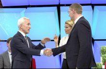"""A. Šedžius susilažino, kad R. Karbauskio """"valstiečiai"""" nė pirmųjų bulvių nesulauks"""