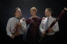Z. Levickis ir A. Puplauskis smuiką ir fagotą pristatys naujoje šviesoje