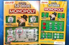 Kokia taktika laimėtojui atnešė 50000 eurų prizą?