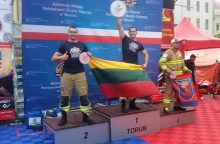 Lenkijoje – ugniagesių čempionatas