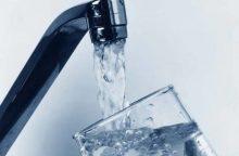 Palangoje pinga vanduo – nuo rudens kurorto gyventojai mokės mažiau