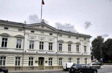 Klaipėdos rotušę bus siūloma perduoti savivaldybei