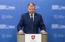 Premjeras pripažino: konservatorių susiejimas su Kremliumi galėjo būti klaida