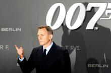 Patvirtintas 25-tojo Džeimso Bondo filmo režisierius ir filmavimo data