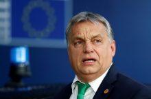 Višegrado šalys nedalyvaus posėdyje dėl migrantų Briuselyje