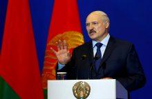 Baltarusijos prezidentas pertvarkė šalies vyriausybę