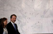 D. Trumpo kandidatui į Aukščiausiojo Teismo teisėjus mesti nauji kaltinimai