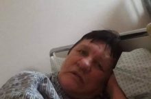 Iš Kauno klinikų išėjusi moteris atsirado: artimieji ją vėl išvežė į gydymo įstaigą
