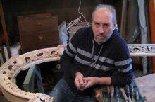 Antikvariniai baldai – šiuolaikiško interjero pagardai