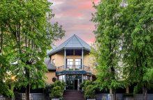 """Naujas Žaliakalnio traukos objektas – """"Hof Hotel Garden"""""""
