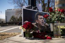Vilniuje šią savaitę bus atidarytas B. Nemcovo skveras