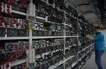 Rusijoje SSRS laikų laboratorija pertvarkyta į kriptovaliutos kasyklą