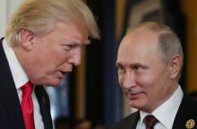 Baltieji rūmai atmetė V. Putino idėją surengti referendumą Rytų Ukrainoje