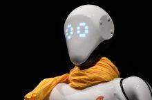Japonai įsivaizduoja rožinę ateitį su robotais
