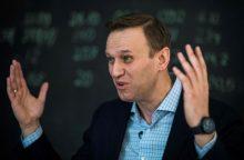 A. Navalnas – Kremliaus kritikas ir Rusijos rinkėjų streiko šauklys