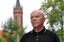 Anapilin iškeliavo dailininkas A. Šuliauskas