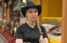 Nesantuokinės P. Gražulio dukros mama apie verslą: geriausi pirkėjai – rusai