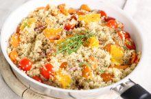 Penki sotūs ir originalūs košių receptai tiks ne tik pusryčių stalui