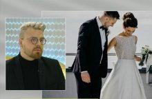 R. Kalinkinas apie brangius vestuvinių suknelių audinius: niekam tai nerūpi