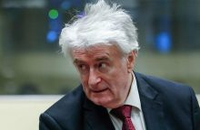 R. Karadžičius pateikė apeliaciją dėl apkaltinamųjų nuosprendžių