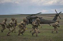 Kariuomenės vadas: Britanijos kariniai pajėgumai nepakankami Rusijos grėsmei atremti