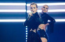 """Naują dainą pristačiusi Paula užminė mįslę dėl dalyvavimo """"Eurovizijoje"""""""
