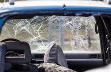 Per savaitę keliuose nežuvo nė vienas žmogus, sužeisti 65