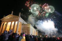 Sužinokite, kaip Vilnius švęs 695-ąjį  savo gimtadienį <span style=color:red;>(renginių programa)</span>