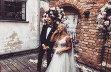 M. Kavaliauskas apie žmoną: po dešimt metų vis dėlto sutiko tekėti