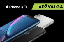 """""""Apple"""" flagmanas už mažesnę kainą: """"iPhone XR"""" apžvalga"""