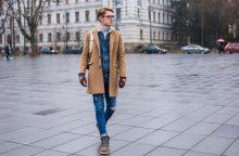 Stilistas J. Šatas – apie mėgstamus drabužius ir stiliaus akcentus