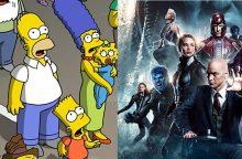 """65 mlrd. eurų """"Disney"""" sandoris: prie """"Keršytojų"""" prisijungs """"X-Menai"""" ir """"Simpsonai"""""""